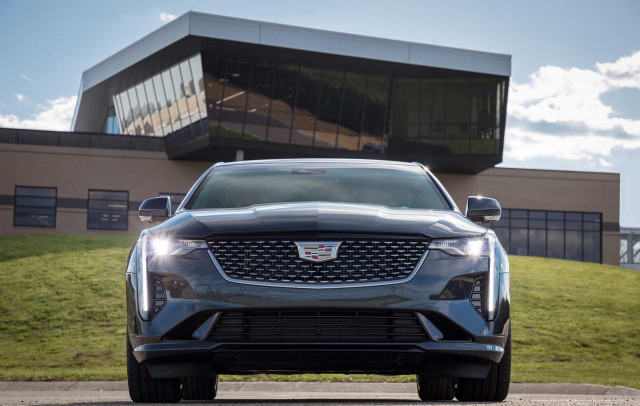 2020 Cadillac CT4 and CT5-V driven, Lucid's semi-autonomous system explained: What's New @ The Car Connection