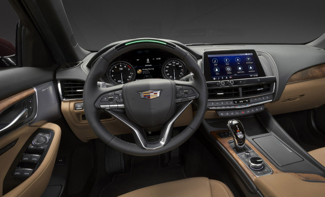 2020 Cadillac Ct5 Costs 37 890 To Start More Than 10 000