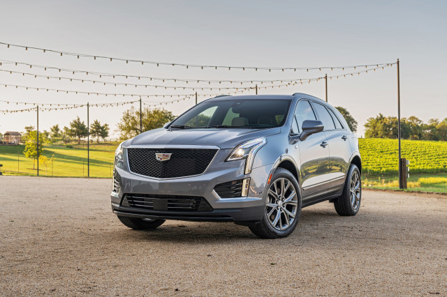 2020 Cadillac XT5 gains turbo-4, safety hardware