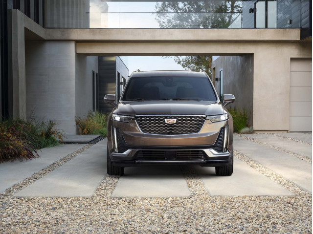 This is Cadillac's first fully electric vehicle
