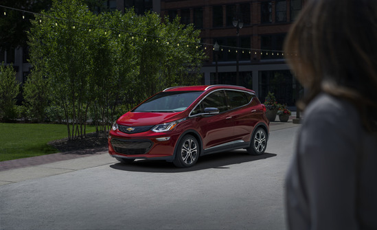 2022 Chevy Bolt Euv Will Have More Space And Better Seats But No All Wheel Drive