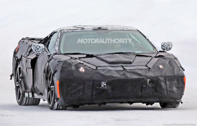 Chevy May Have Just Shown Dealers The Mid Engine C8 Corvette