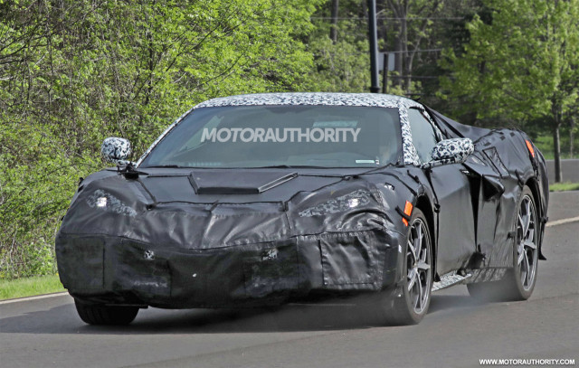 2020 Chevrolet Corvette C8 Spy Shots And Video Best Tech