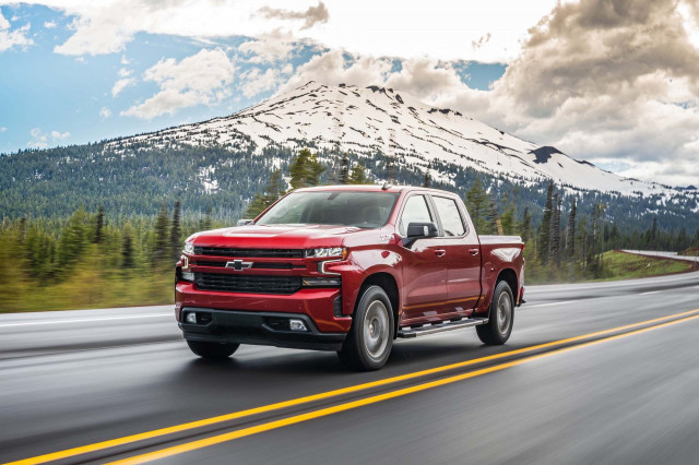GM recalling more than 800,000 new Chevy, GMC trucks and Cadillac sedans for fire risk, brake issues
