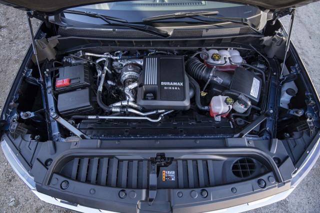 2020 Chevrolet Silverado 1500 diesel