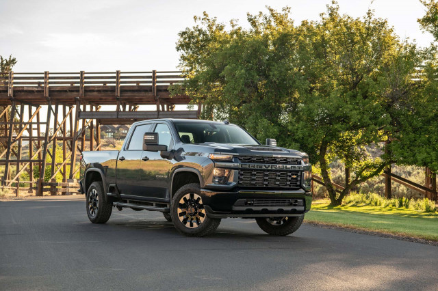 First drive: Heavy-duty diesel hauls 2020 Chevy Silverado ...