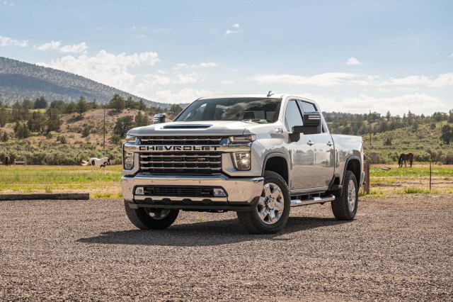 2020 Chevrolet Silverado 2500hd Vs 2020 Ram 2500hd Compare