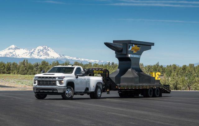 First drive: Heavy-duty diesel hauls 2020 Chevy Silverado ...