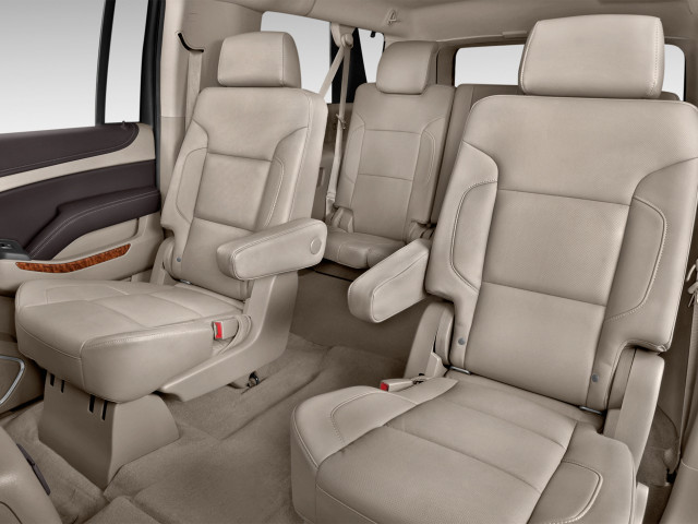 2020 Chevrolet Suburban 4WD 4-door 1500 Premier Rear Seats