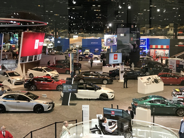 Best of the 2020 Chicago Auto Show, GM's electric future: What's New @ The Car Connection