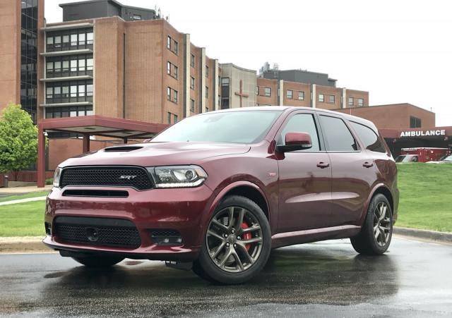 2020 Dodge Durango SRT