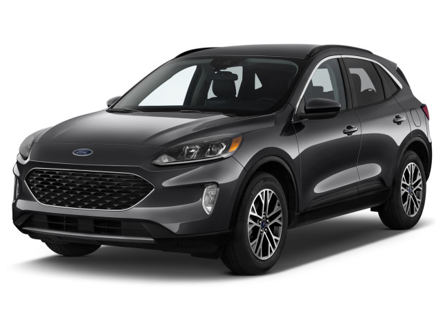 2020 Ford Escape SEL FWD Angular Front Exterior View