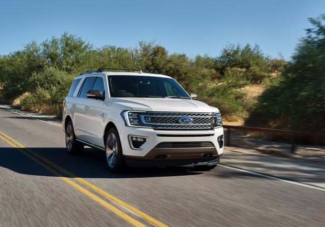Ford expands 2020 Expedition lineup with King Ranch model