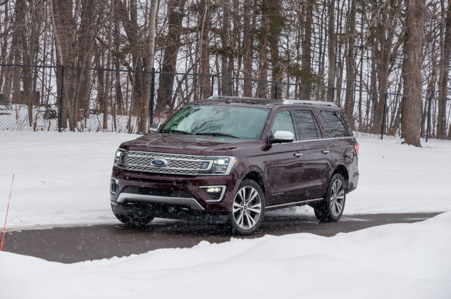 Review update: The 2020 Ford Expedition Max Platinum poses issue for car seats