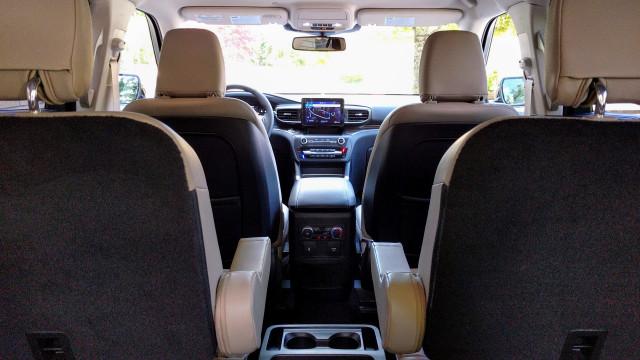 2020 Ford Explorer Hybrid - First Drive - Portland OR, June 2019