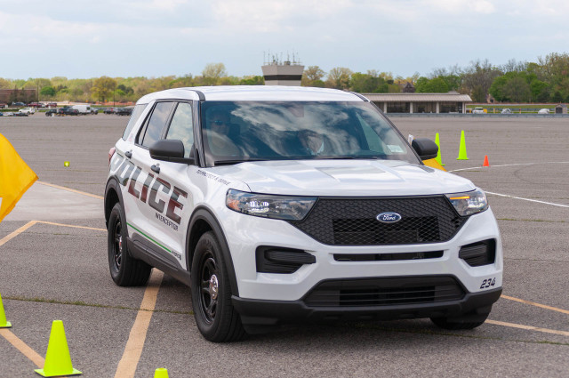 2020 Ford Interceptor Utility Hybrid
