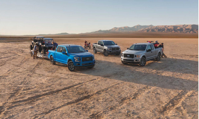 2020 Ford F-150 upgrades safety, 2021 Ford Bronco Sport tested, 2021 Porsche Taycan updated: What's New @ The Car Connection