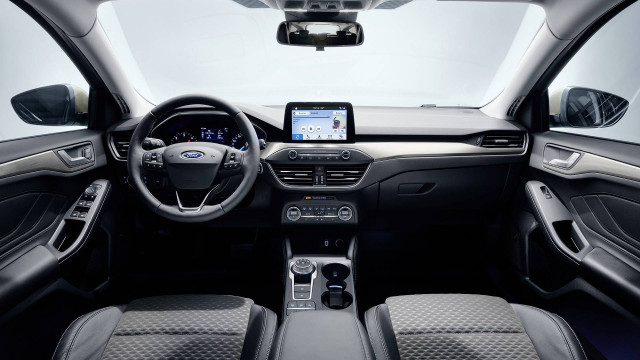Ford's new Focus is more spacious than ever