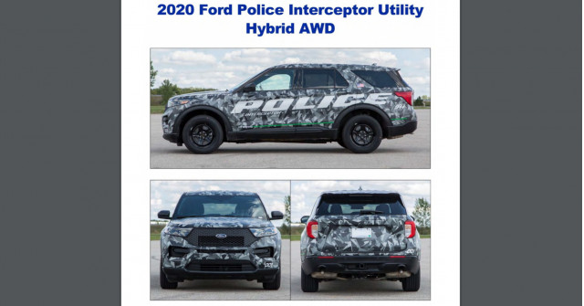 Ford hybrid police cars are pursuit-rated, ready for NYPD action (Page 2)