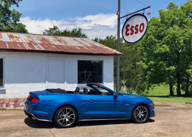 2020 Ford Mustang Convertible review update