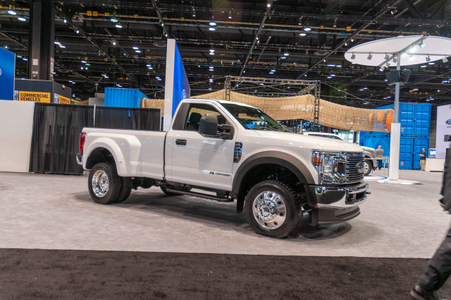 2020 Ford F-250 Super Duty, 2019 Chicago Auto Show