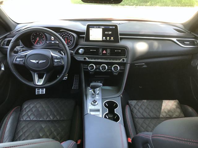 2020 Genesis G70 3.3T Sport