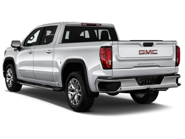 2020 Gmc Sierra 1500 Review Ratings Specs Prices And Photos