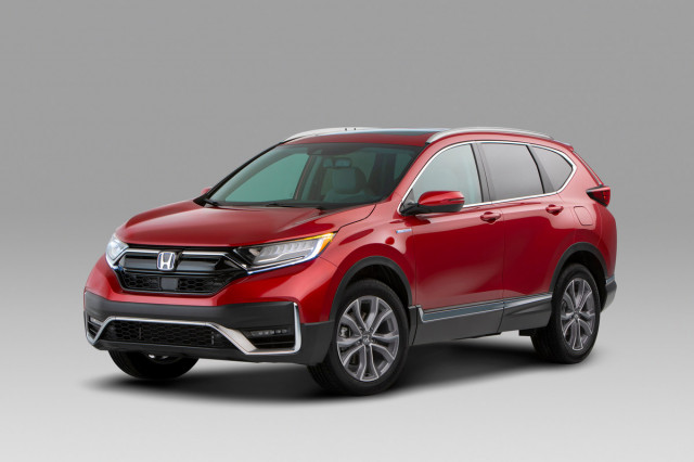 New 2020 Honda CR-V Hybrid crossover debuts with more efficient powertrain for popular utility