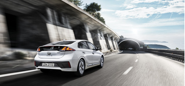 2020 Hyundai Ioniq Euro Spec Model
