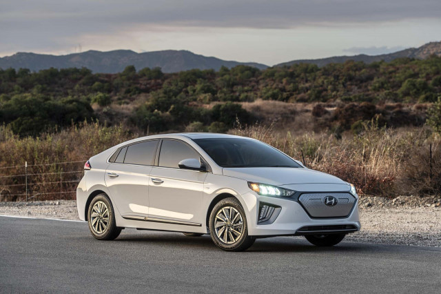 2020 Hyundai Ioniq EV gets boost in range and price