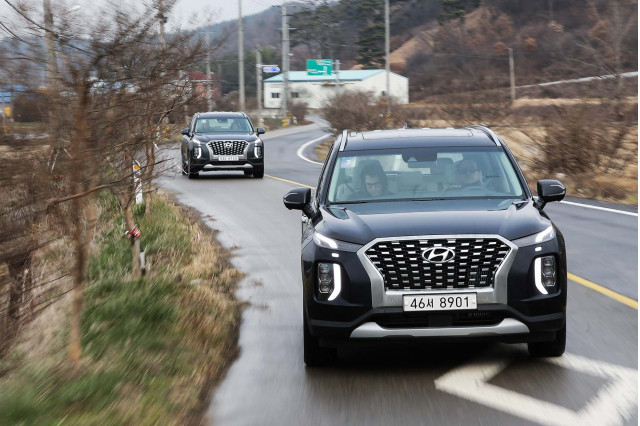2020 Hyundai Palisade driven, Morgan's last V-8, Trump's fuel economy standards: What's New @ The Car Connection