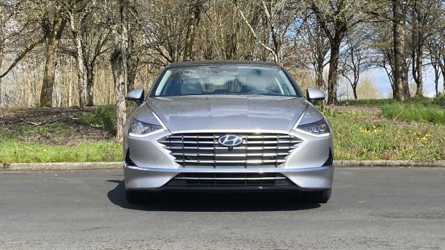 2020 Hyundai Sonata Hybrid - First Drve - Portland OR, April 2020