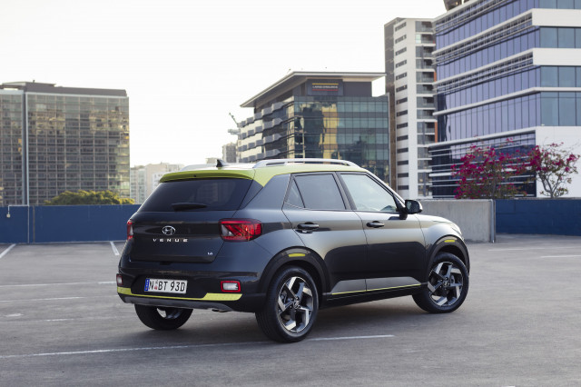 2020 Hyundai Venue subcompact crossover starts at $18,345