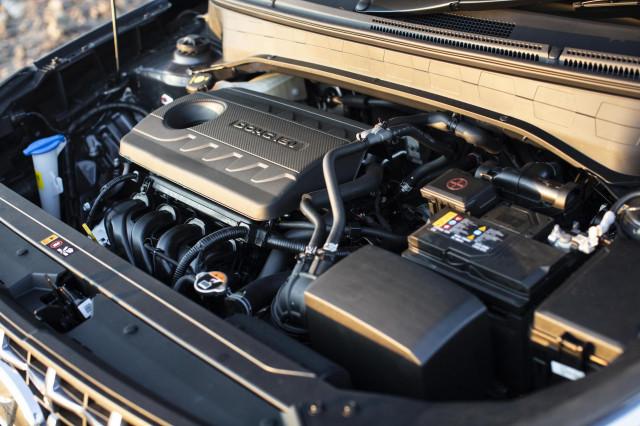 2020 Hyundai Venue (Australian spec)