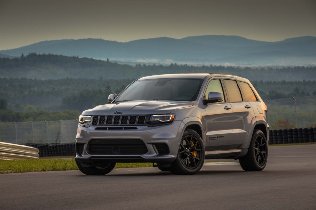 Jeep Grand Cherokee: Best SUV To Buy 2020