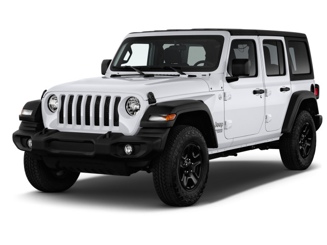New and Used Jeep Wrangler: Prices, Photos, Reviews, Specs - The ...