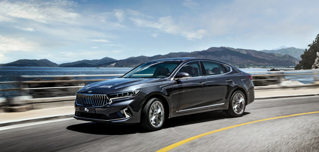 2020 Kia Cadenza (Korean market model)