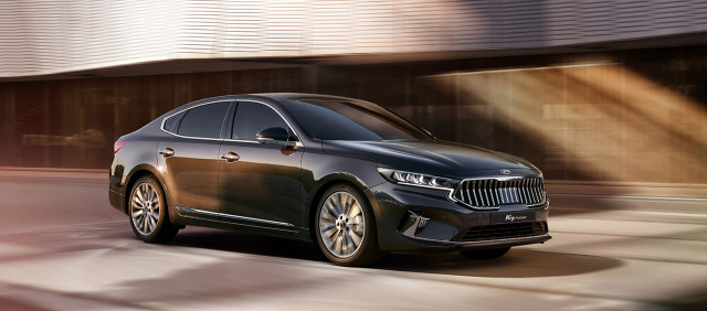 2020 Kia Cadenza to get new look next year