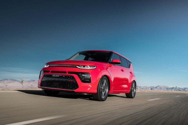 2020 Kia Soul earns Top Safety Pick+ with optional equipment