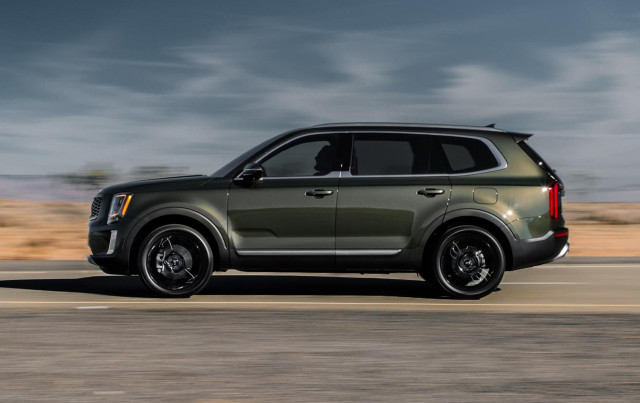 2020 Kia Telluride recalled for faulty child seat restraints