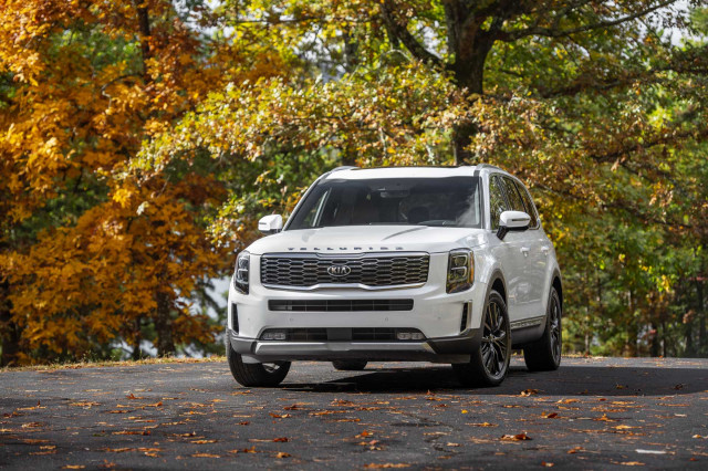 Kia Telluride: The Car Connection's Best Car To Buy 2020