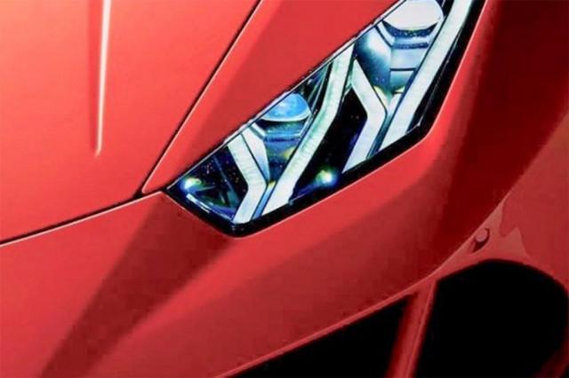2020 Lamborghini Huracan teased