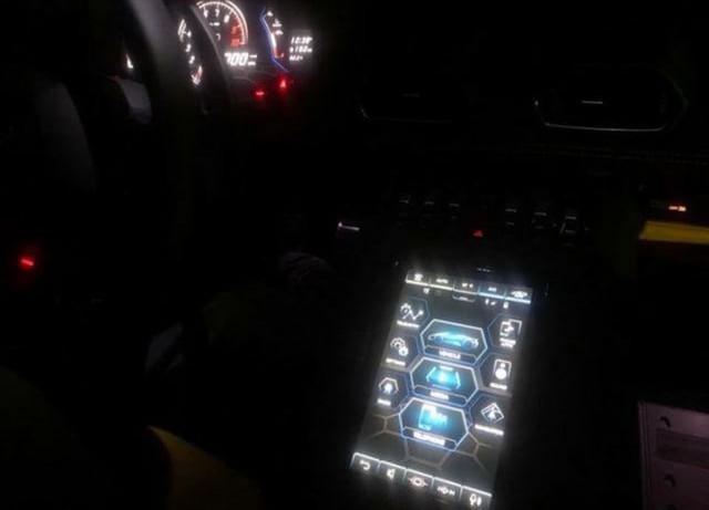 2020 Lamborghini Huracán Spyder facelift spy shots - Image via Lamborghini Talk