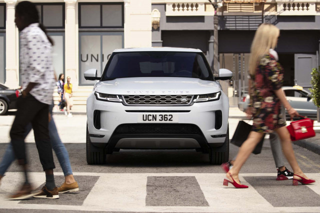 2020 Range Rover Evoque, Rivian R1T electric pickup truck, LA auto show: What's New @ The Car Connection