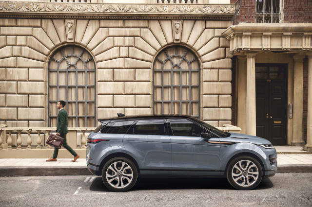 2020 Land Rover Range Rover Evoque Crossover Revealed Not Just