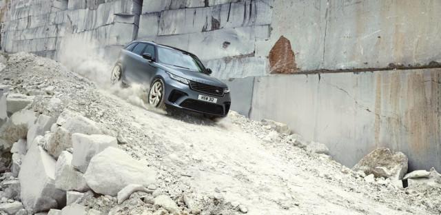 2020 Land Rover Range Rover Velar SVAutobiography