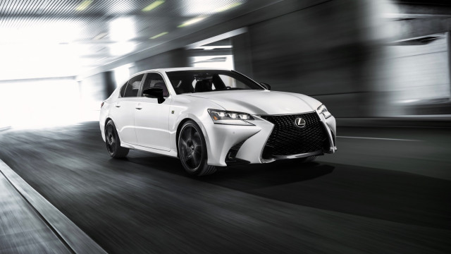 2020 Lexus GS Black Line special edition