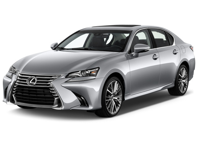 2020 Lexus GS GS 350 RWD Angular Front Exterior View