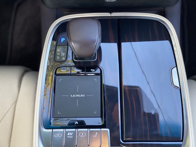 2020 Lexus LS 500h