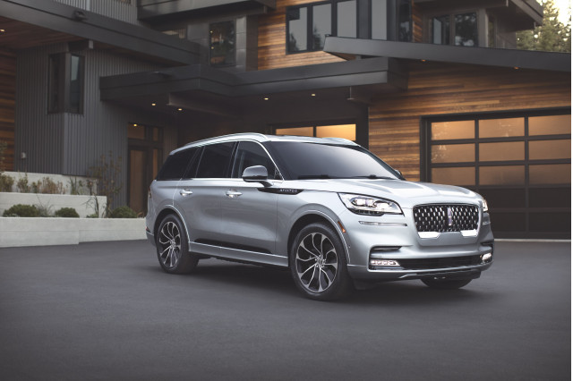 2020 Lincoln Aviator luxury SUV lands for $52,195
